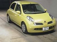 Nissan March AK12 - 2006 [Car]