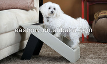Three-steps Collapsible Pet Steps for Small Animal Portable Pet Step ladder Dog Ramp