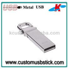 Bulk and cheap metal usb flash drive 2.0 16GB