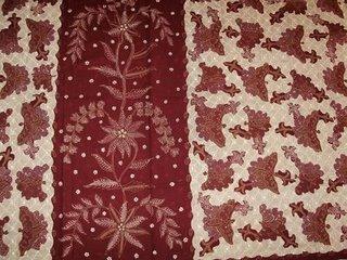 Batik Madura clothes