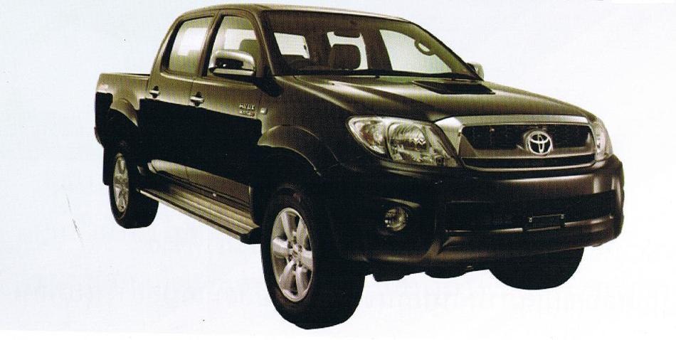 Toyota Hilux Diesel. Toyota Hilux Diesel Usa