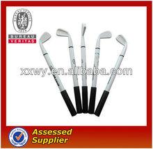 promotional golf club shape ballpoint pen