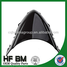 motorcycle wind screen/shield,various models and OEM quality,factory wholesale
