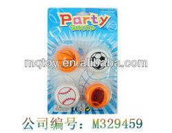 Novelty solid colour yo-yo