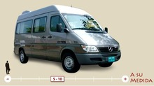 AIRPORT SHUTTLE - TAXI VAN - AIRPORT PICKUP (LIMA PERU) service