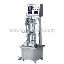Semi-automatic net weight filling machine