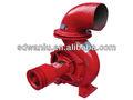 Suministro de diesel de la bomba de agua marca wanluda iq150-220 6 pulgadas de taza de aceite de sello de agua centrífugas pum agrícola de la bomba centrífuga