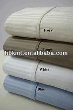 600 Thread Count Stripe Egyption Cotton Sheet Sets