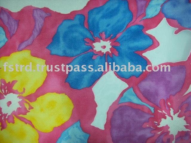 lebas shab printed fabric
