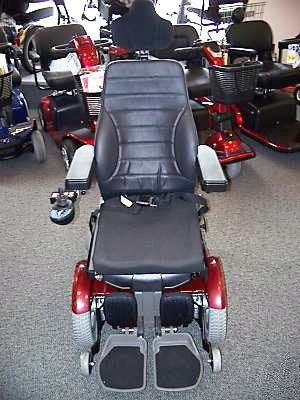 Electric Wheelchairs - Power Mobility Devices - Permobil - YouTube