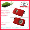 Silicone Remote Key Cover Case Fob Protective Toyota Yaris RAV4 Orange
