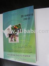 glossy photo paper 280 g