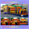 Commercial inflatable obstacle course toys