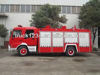 Good design Famous Dongfeng telescopic fire truck