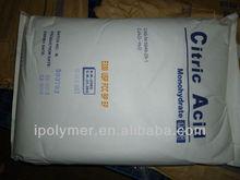 Chất đã qua sử dụng tại thuốc axit Citric khan / mono