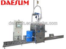 Automatic drum filling machine