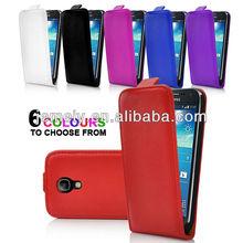 For Samsung Galaxy S4 mini case Leather flip case