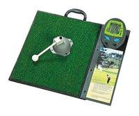 Golf, Golf Swing, Golf Chipping And Putting Training Machine