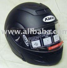 Flip Up Full Face Bike DOT Helmet LG