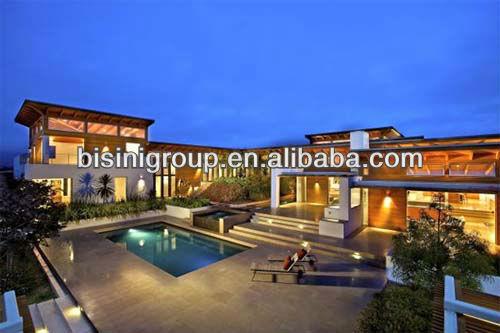 3d luxe moderne maison plans de conception maison d for Conceptions architecturales plans de maison de luxe