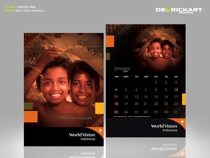 photo calendar design. Calendar design service