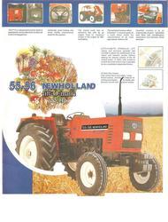Fiat New Holland 55-56 tractors