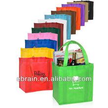 Cheap Wholesale Bulk Imprinted Polypropylene Grocery Tote Bags