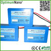 Deep cycle rechargeable lithium ion battery 9.6V 5Ah by professional manufacturer
