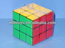 ABS magic cube toys,intelligent plastic toys magic cube