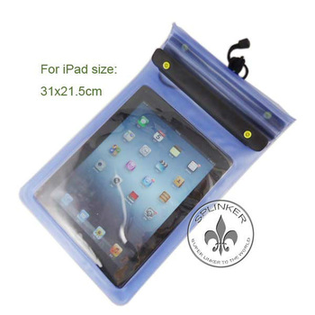 Fashion Designer Waterproof Bag For Iphone Pouch Tab 10'' P5302wen-53