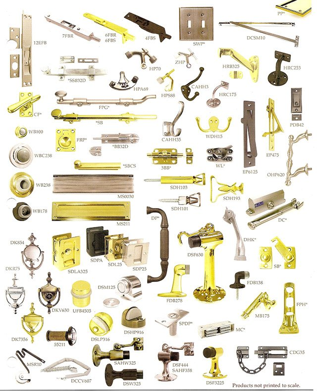 Hardware Building Material : Hardware building materials photo detailed about