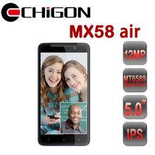 new jiayu g4 killer mlais mx58 dual sim MTK6589 Android 4.2 1GB ram 12mp 1280x720 IPS HD screen quad core 3G smart mobile phone