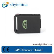 GPS tracking units TK102 gps tracker dog