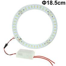 14.5W White 40 LED 5730 SMD Circle Ring Light Lamp, Diameter: 18.5cm