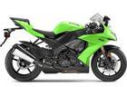 Kawasaki Ninja motorbike