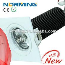 led china priice list cob 13w 60deg 220v cob led light fixture mounting bracket