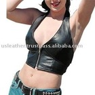 Leather Bra 404-32