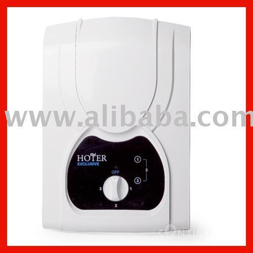 Chauffe-eau instantané de Tankless 220V 12kw de Sous-évier de Hoter d'évier électrique intégré exclusif de douche pour les robinets multipoint