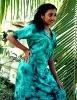 Batik Frocks (Turquoise)
