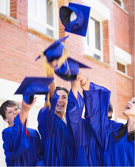 Graduación batas