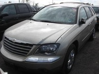 chrysler pacifica used car