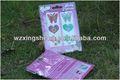 2013 gros mode promotion pvc autocollant emballage étiquette de la maison règles wall sticker