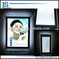 Personalizado 8mm montado na parede de luz de acrílico sinal/foto caixa de luz
