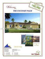 Our Homes Series; Coconut Palm the, Sun coast Florida