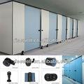 hpl perfil cubículo de banheiro público design da porta