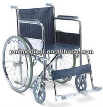 Handicap recliners manual wheelchair for elderly