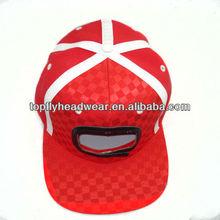 baseball cap ventilate cap leather cap