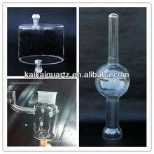 customized quartz glass labware