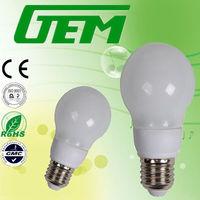 E27 6400K 9W Globe Energy Saver