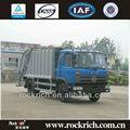 prix bas 4x2 camion compacteur de déchets